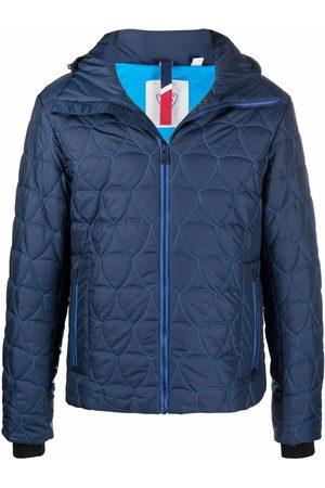Rossignol Men Winter Jackets - Hooded puffer jacket