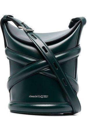 Alexander McQueen Women Shoulder Bags - The Curve shoulder bag