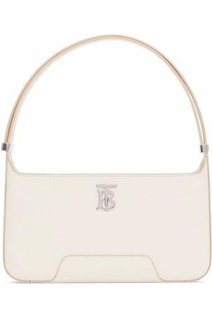 Burberry Women Shoulder Bags - TB-plaque shoulder bag