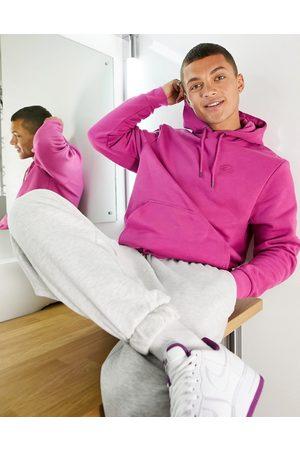 River Island RI hoodie in pink