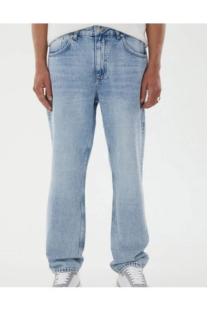 Pull&Bear Men Straight - Loose fit jeans in