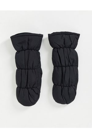Urban Code Padded mittens in