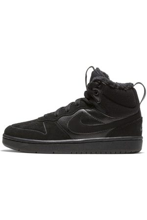 Nike Boys Boots - Court Borough Mid 2 Younger Kids' Boot