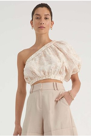 WITCHERY Women Blouses - One Shoulder Blouse
