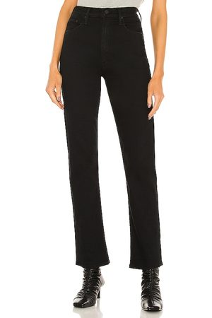 Mother Women High Waisted - The High Waisted Rider Skimp Jean in .