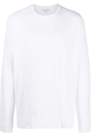 James Perse Vintage-fleece sweatshirt