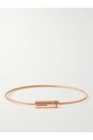 Le Gramme Men Bracelets - Le 11g 18-Karat Red Bracelet