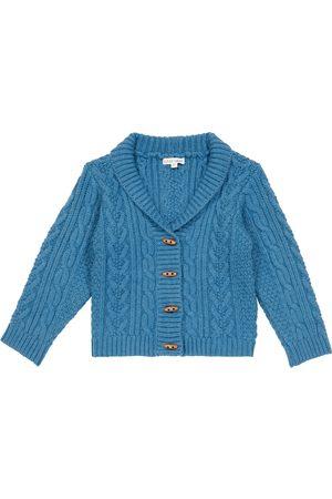 Louise Misha Boys Cardigans - Sacha cable-knit cardigan