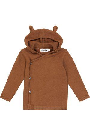 Molo Baby Bobby hooded cardigan