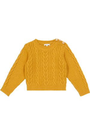 Louise Misha Boys Sweaters - Aliou cable-knit sweater