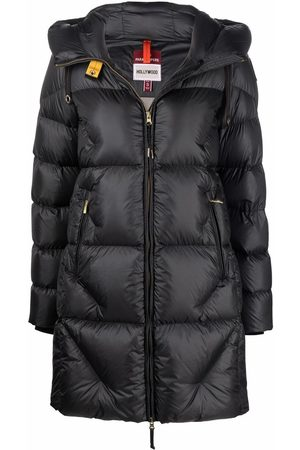 Parajumpers Zipped padded parka coat