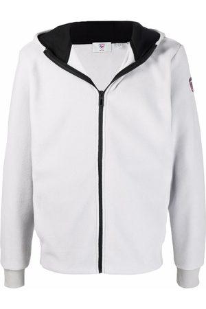 Rossignol Men Hoodies - Zip front fleece hoodie