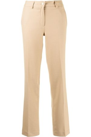 Twin-Set Women Formal Pants - Cropped tailored trousers