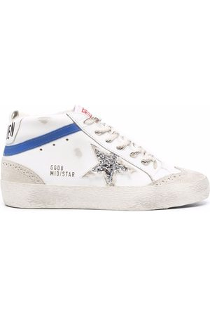 Golden Goose Star Classics mid-rise sneakers