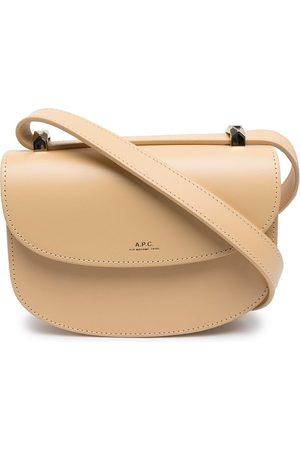 A.P.C. Women Shoulder Bags - Gèneve leather cross-body bag