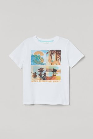 H&M Print Tee