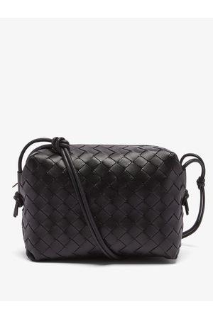 Bottega Veneta Women Shoulder Bags - Loop Intrecciato-leather Cross-body Bag - Womens