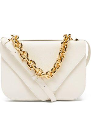 Bottega Veneta Women Shoulder Bags - Mount Grained-leather Shoulder Bag - Womens