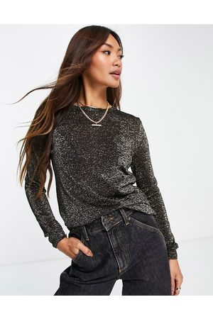 Whistles Sparkle knit jumper in