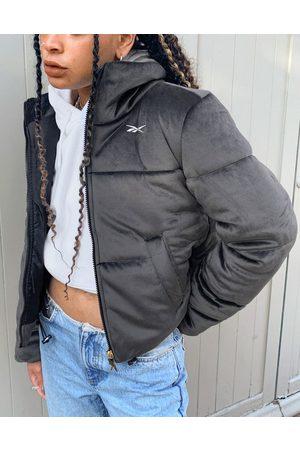 Reebok Women Winter Jackets - Puffer jacket in