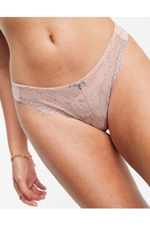 Gossard Superboost lace lingerie thong in