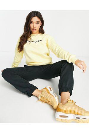 Champion Women Sweatshirts - Large logo sweatshirt in