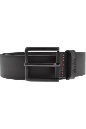 HUGO BOSS Men Belts - Gionio Leather Belt