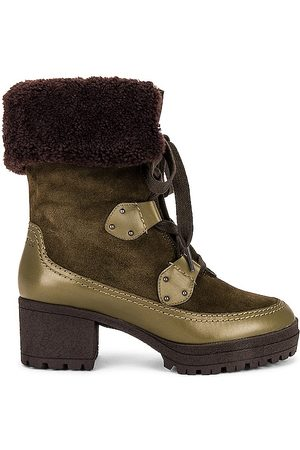 See by Chloé Verena Shearling Lined Boot in .