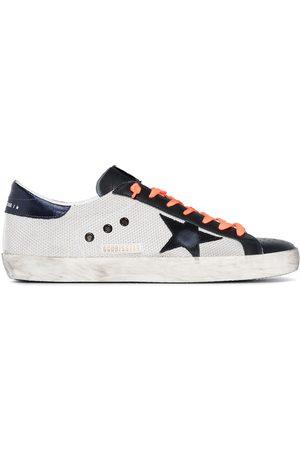 Golden Goose Men Sneakers - Super Star low-top sneakers