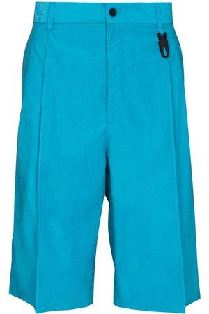 Fendi Men Bermudas - Tailored knee-length shorts