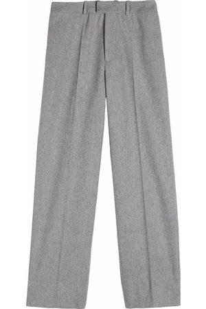 OFF-WHITE Men Formal Pants - Straight-leg tailored trousers