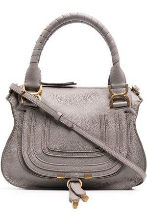 Chloé Women Tote Bags - Marcie leather tote bag
