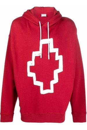 MARCELO BURLON Cross-motif hoodie