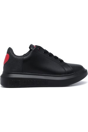 Love Moschino Heart detail 40mm low-top sneakers