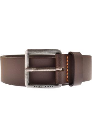 HUGO BOSS BOSS Leather Jeeko Belt