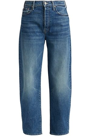 Mother The Curbside Ankle Jeans