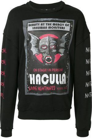 HACULLA Logo graphic print sweatshirt