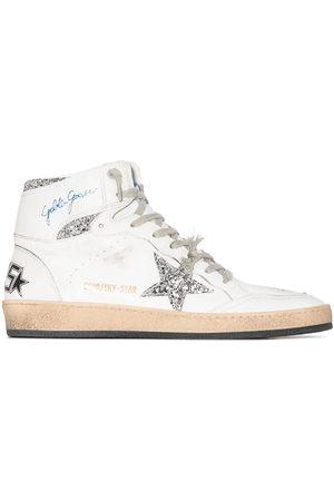 Golden Goose Women Sneakers - Sky-Star high-top sneakers