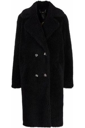 Philipp Plein Double-breasted long coat