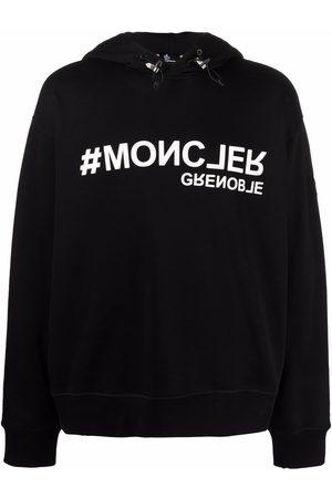 Moncler Logo-print cotton hoodie