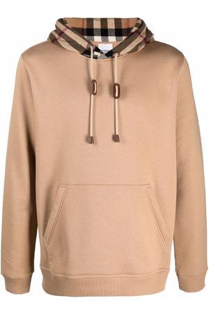 Burberry Vintage-print hoodie