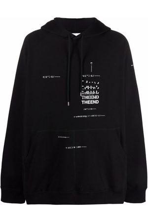 Takahiromiyashita The Soloist Men Hoodies - Graphic-print hoodie