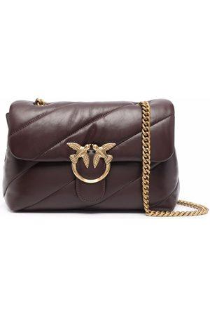 Pinko Women Shoulder Bags - Love classic puff maxi shoulder bag