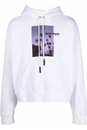 Palm Angels Graphic-print hoodie