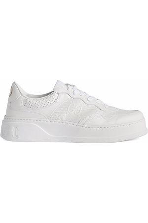 Gucci Men Sneakers - GG low-top sneakers