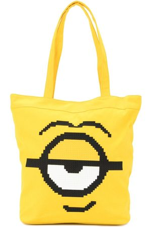 MOSTLY HEARD RARELY SEEN Tote Bags - Minion tote bag