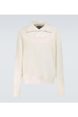 Les Tien Yacht cotton sweatshirt