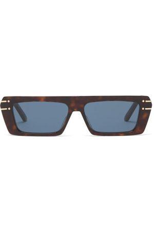 Dior Women Sunglasses - Signature Rectangular Acetate Sunglasses - Womens