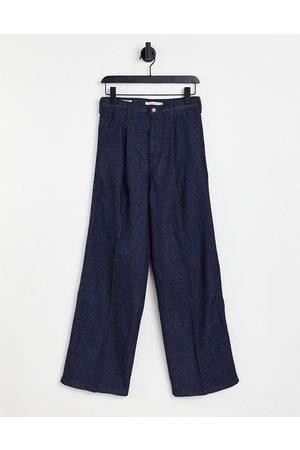 Levi's Women Jeans - X Felix pleat high loose jean in