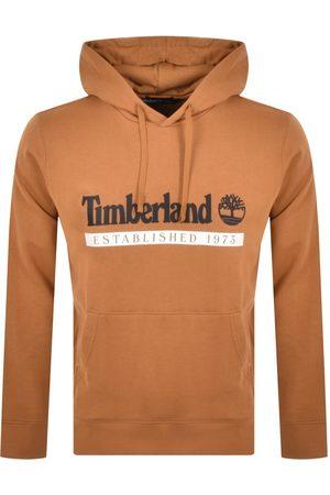Timberland Men Hoodies - Logo Hoodie
